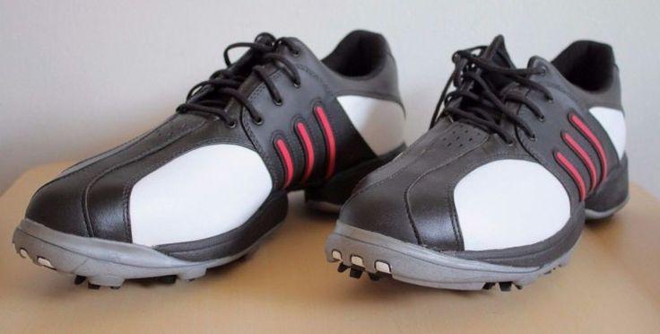Adidas AdiPRENE Golf Shoes Z-Traxion Size 11 (738232) - http://sports.goshoppins.com/golf-equipment/adidas-adiprene-golf-shoes-z-traxion-size-11-738232/