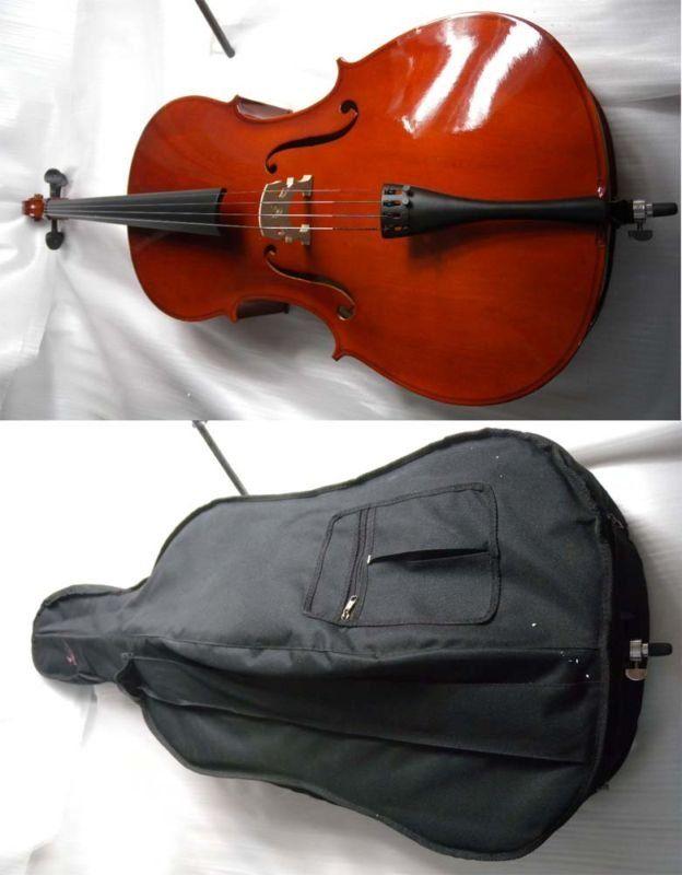 Pas cher Haute qualité 4/4 Cello Stradivari Modèle orange 106 #, Acheter  Violon de qualité directement des fournisseurs de Chine:1)2) Trational Tech Fait du début à la fin.3) Touche en bois de Rose, d'érable Chevilles, (Sonne mieux avec des temp