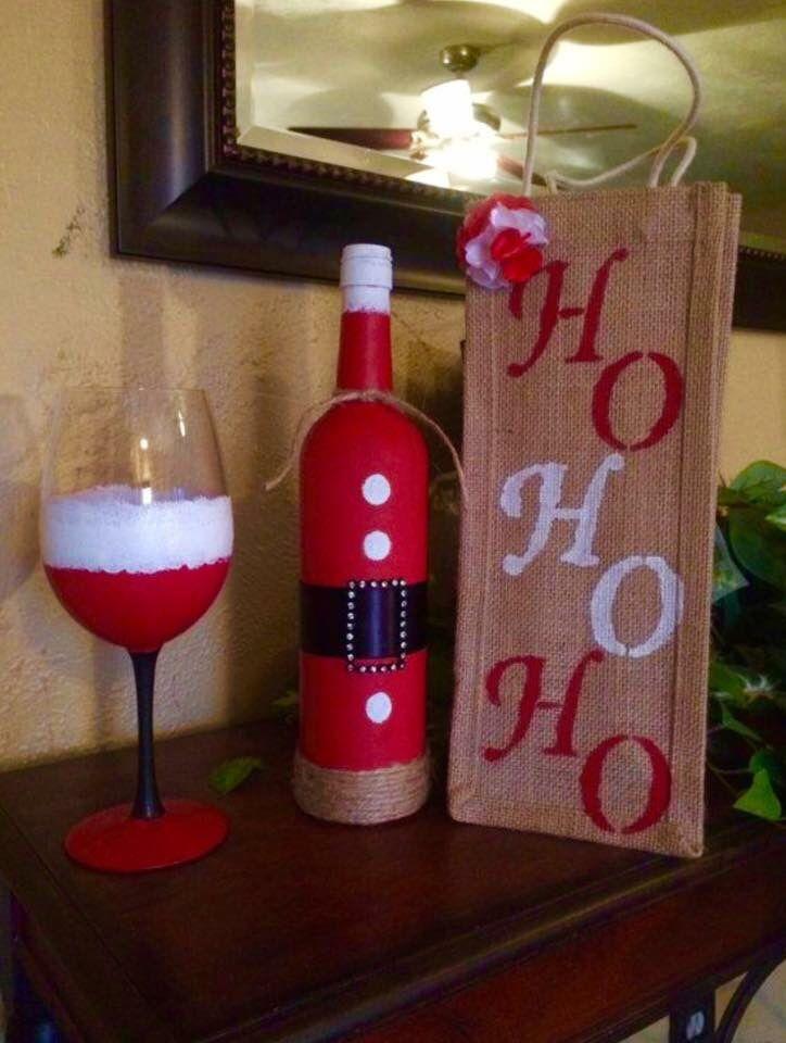 1420 best diy glass plastic tin can crafts images on for Wine bottle glasses diy