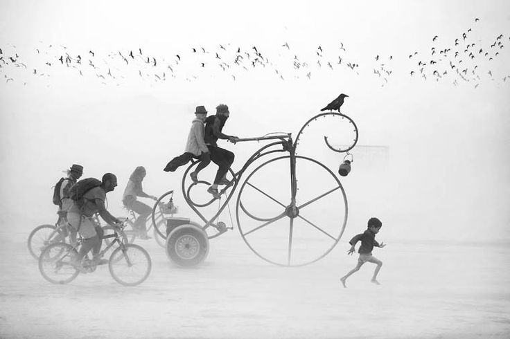 Welcome home – Le festival Burning Man vu par le photographe Victor Habchy