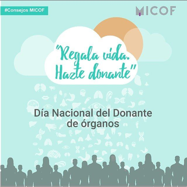 Hoy es el día del donante de órganos. Hemos compartido noticias sobre lo generosos que somos en España en este sentido pero nunca esta de más recordar que mucha gente está a la espera de un órgano para salvar sus vidas. A seguir siendo grandes!  #farmaciapuchades #farmacia #diade #donantesdeorganos