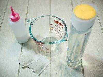 Cómo hacer un Shampoo aclarante en casa