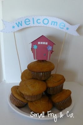 Welcome Home Muffins: Deployment Ideas