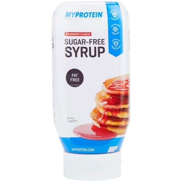 Zuckerfreier Sirup