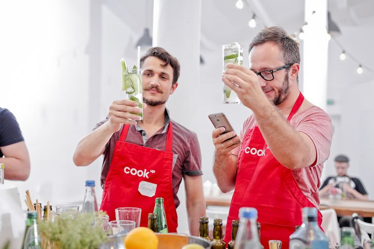 Coctail workshop