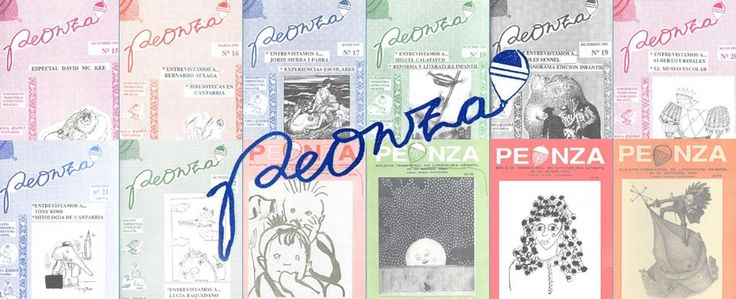 Revista Peonza. Biblioteca virtual Miguel de Cervantes.