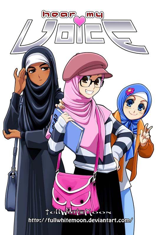 Hear My Voice By Fullwhitemoon On Deviantart  Anime -9108