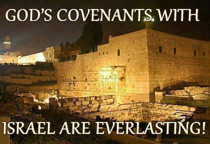 YHWH's Covenants...and if we claim to be His, then we are joined with Isreal, and we agree to His terms of the Covenant!!!