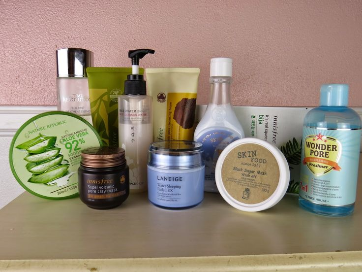 Top 10 Best Korean Cult / Must Have Skincare Products   The Beauty Breakdown