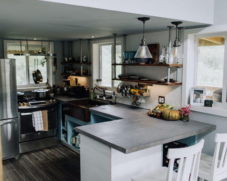 top 25+ best tiny house kitchens ideas on pinterest | tiny house