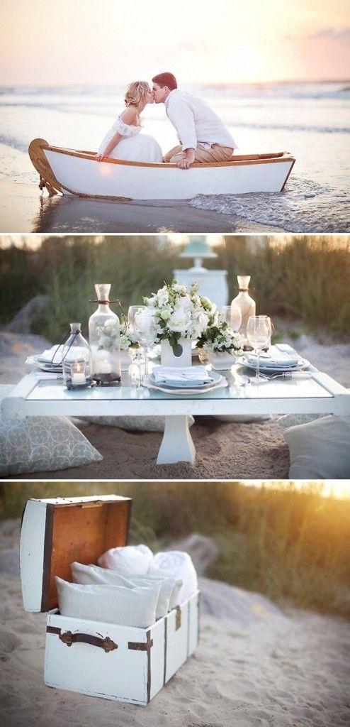 Sally Lee by the Sea | 3 Beach Wedding Photography Tips | http://nauticalcottageblog.com
