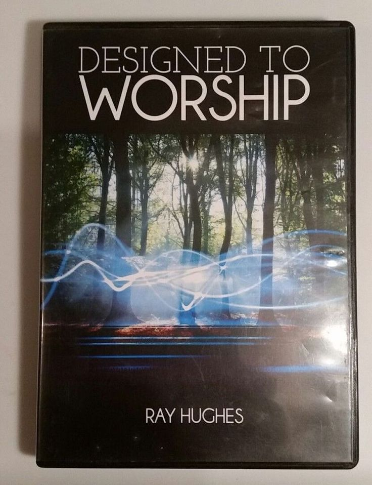 Designed to Worship by Ray Hughes 3 DVD Set 2011 Selah Ministries Christian