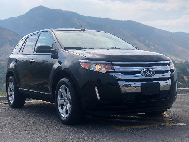 2013 Ford Edge Sel Awd 6 Speed Automatic With Images Used Suv