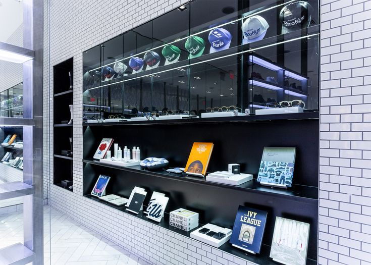 Snarkitecture suspends 700 Air Jordan replicas in Kith's Brooklyn store