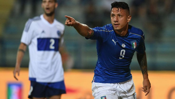 AC Milan's Gianluca Lapadula Discusses Being Released by Juventus & Why He Almost Quit Football  To read the full article, visit: