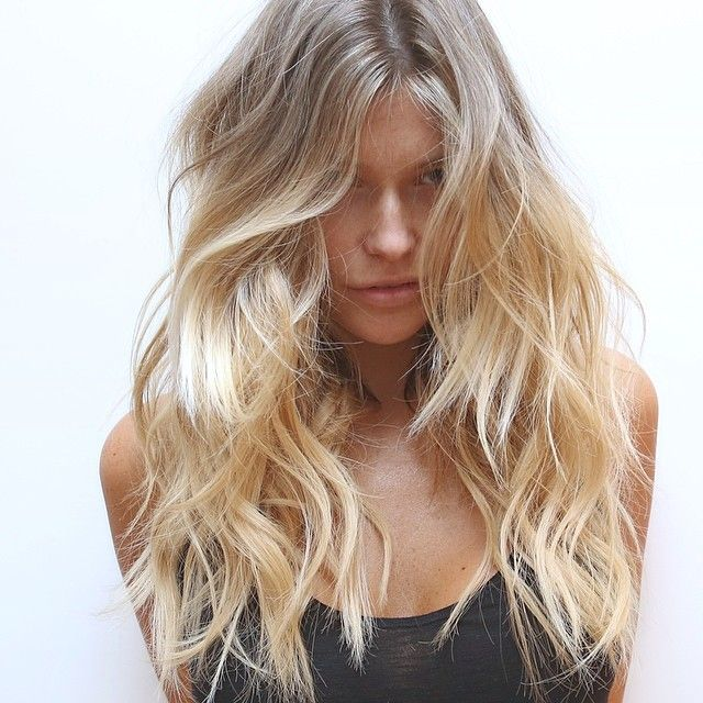 15 Inspirations Of Long Blonde Hair Colors: 479 Best Blonde Hair Images On Pinterest