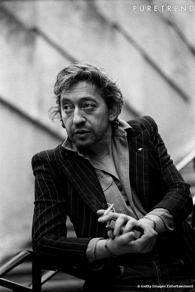 89 best images about serge gainsbourg on pinterest saint tropez francoise hardy and charlotte. Black Bedroom Furniture Sets. Home Design Ideas