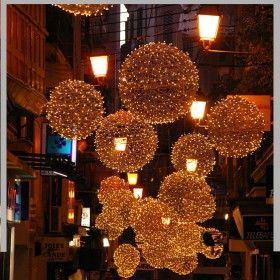 25 Unique Commercial Christmas Decorations Ideas On