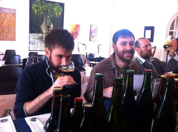 Con Andrea Marzocchi e Luca Tom Sartorelli.