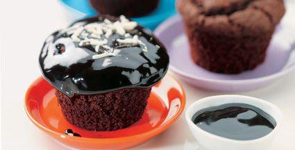 Suklaa-mokkamuffinit