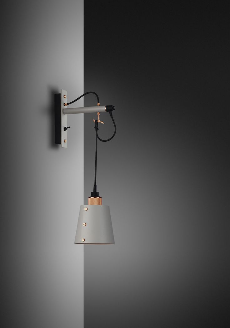 HOOKED / WALL / SMALL/ COPPER by Buster + Punch x John Lewis.