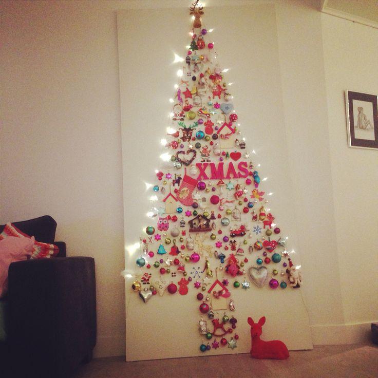 Alternatieve kerstboom!  tantesetje.blogspot.nl