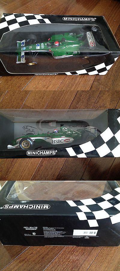 Formula 1 Cars 180270: Minichamps 1:18Th 2003 Jaguar R4 Justin Wilson F1 Formula One -> BUY IT NOW ONLY: $150 on eBay!