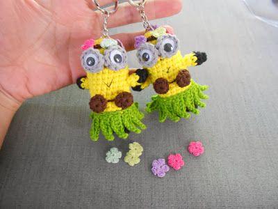 Firefly Crochet: Crochet Amigurumi Schergen ◕‿◕