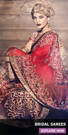 Satyapaul Bridal Sarees