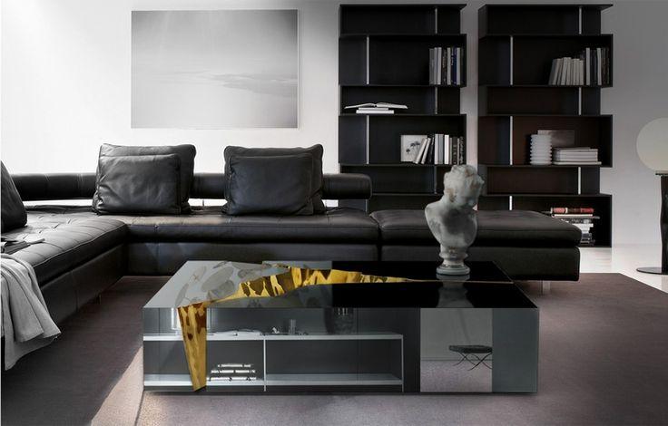 Suchen Sie Inspirationen? Entdecken Sie hier die besten Einrichtungsideen für ein luxuriöses Wohnzimmer!   Innenarchitektur   wohndesign   Wohnzimmer ideen #luxus #luxusmöbel #einrichtungsideen Schauen Sie an: http://wohn-designtrend.de @brabbu @bocadolobo @delightful @koket @essentialhomeeu @circudesign @covethouse