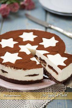 Cheesecake Pan di Stelle ricetta senza cottura, facile e veloce per ogni occasione. Un dolce goloso con biscotti e Nutella golosissimo, perfetto per merenda