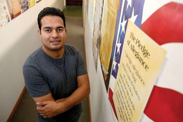 First Bhutanese Refugees Become U.S. Citizens