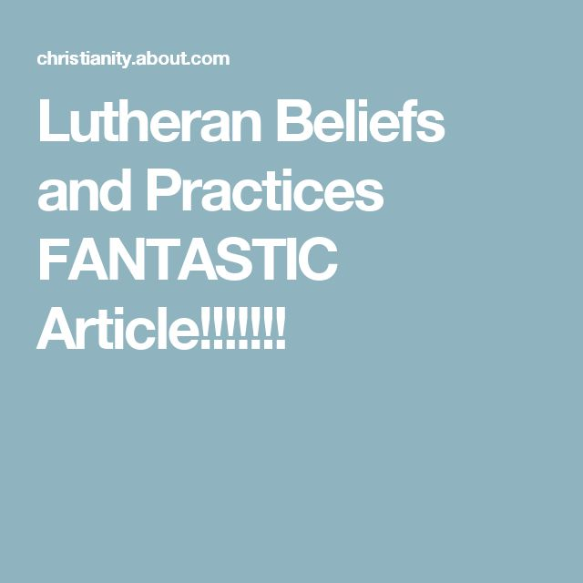 221 Best images about Lutheran Heritage on Pinterest ...