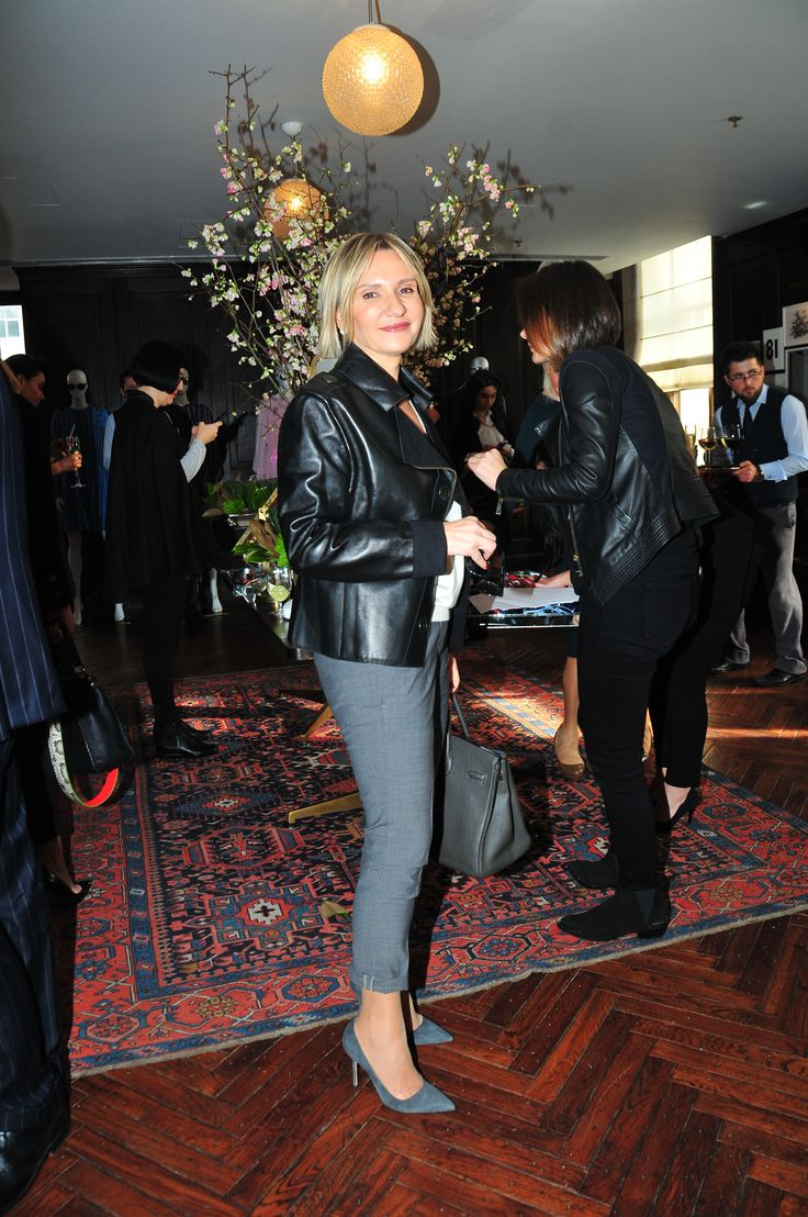 Zeynep Temelli at The PINKO Invasion event, Soho House in Istanbul