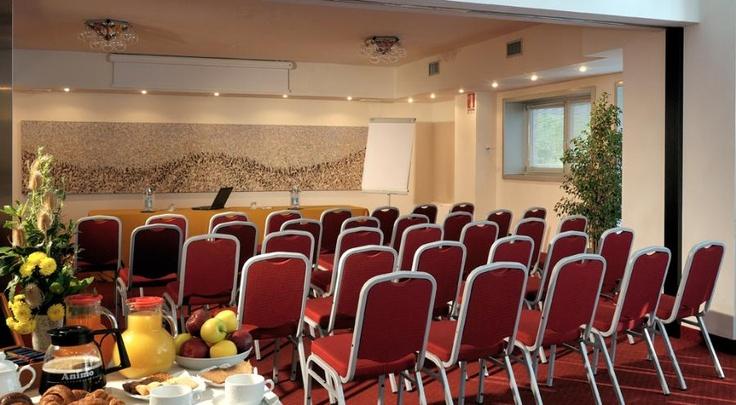 Sala Meeting al BEST WESTERN City Hotel, Bologna (BO)