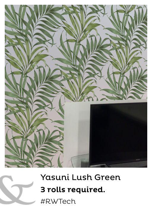 yasuni lush green