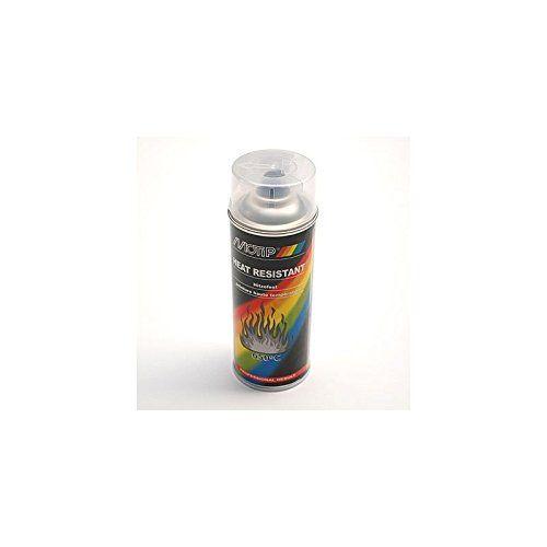 MOTIP – BOMBE DE PEINTURE MOTIP PRO HAUTE —TEMPERATURE VERNIS spray 400ml (04033): BOMBE DE PEINTURE MOTIP PRO HAUTE TEMPERATURE VERNIS…