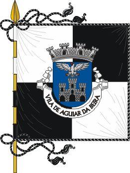 Bandeira de Aguiar da Beira