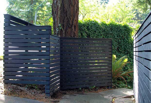 DIY Backyard Fancy Fence Ideas | The Garden Glove