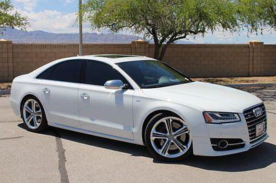Audi: S8 2015 Audi S8 4.0T 2015 audi s 8 4.0 t bang olufsen audi design driver assistance 130 k msrp Check more at http://auctioncars.online/product/audi-s8-2015-audi-s8-4-0t-2015-audi-s-8-4-0-t-bang-olufsen-audi-design-driver-assistance-130-k-msrp/