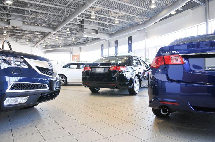Toronto Acura Google Business View #googlemaps