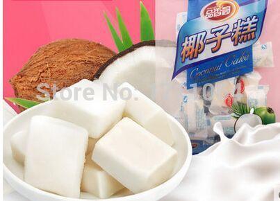 Купить товарХайнань специальности специальные товары скорлупы кокосового ореха торт 200 gramscandy закуски мягкий клейкий торт в категории Сушеные фруктына AliExpress.