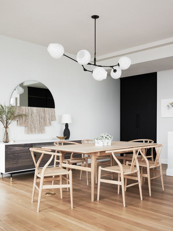 Best Rooms With Bare Floors No Rug Room Trend Minimalist Dining