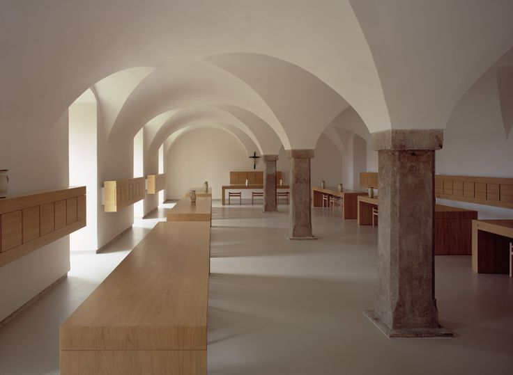 John Pawson - Abbey of Our Lady of Nový Dvůr