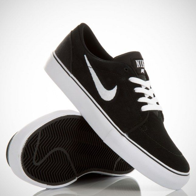 Nike Satire Boys Black/White