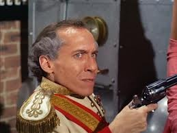 Best TV villain of the 60s: Dr. Miguelito Loveless. (Wild Wild West)