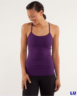 Lululemon Yoga Cool Racerback Tank Pink Black Purple : Lululemon Outlet Online, Lululemon outlet store online,100% quality guarantee,yoga cloting on sale,Lululemon Outlet sale with 70% discount!$19.99