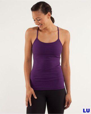 Lululemon Yoga Cool Racerback Tank Pink Black Purple : Lululemon Outlet Online, Lululemon outlet store online,100% quality guarantee,yoga cloting on sale,Lululemon Outlet sale with 70% discount!$19.99