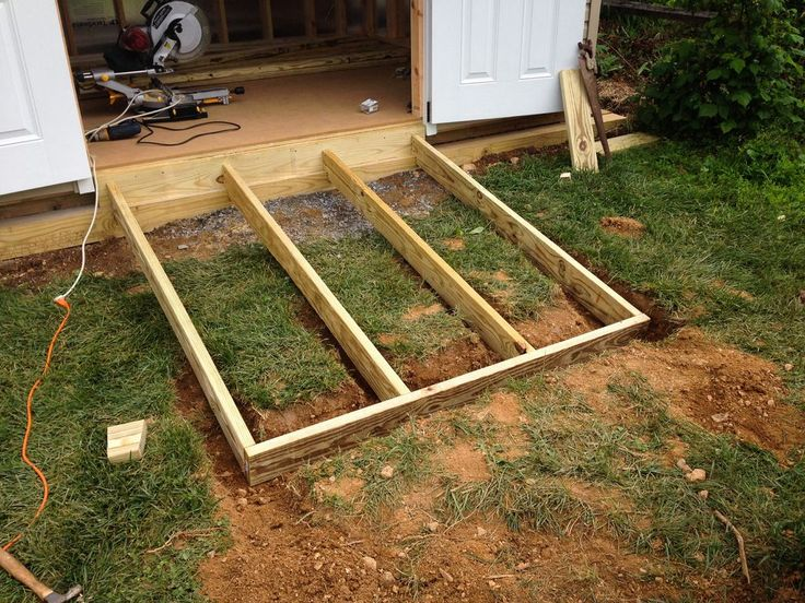 Shed Ramp in 2020 (With images) Shed ramp, Building a