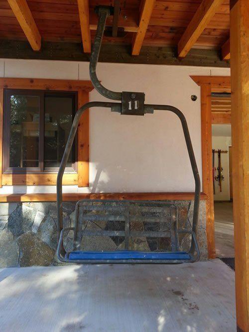 Ski Lift Swing : Ski lift chair swing google search